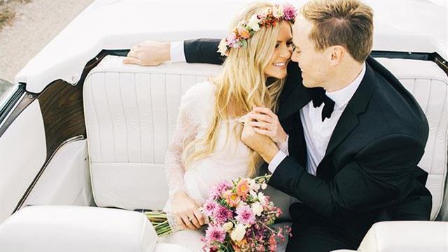 Vjenčanje je ipak njen dan!